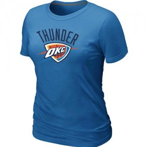 Tee-Shirt Bleu clair Big & Tall Oklahoma City Thunder - Femme