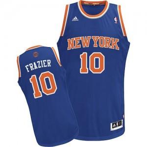 Maillot Swingman New York Knicks NBA Road Bleu royal - #10 Walt Frazier - Homme