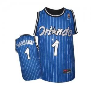 Maillot Authentic Orlando Magic NBA Throwback Bleu royal - #1 Penny Hardaway - Homme