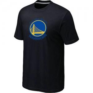 Golden State Warriors Big & Tall Tee-Shirt d'équipe de NBA - Noir pour Homme