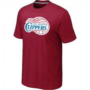 Tee-Shirt NBA Los Angeles Clippers Rouge Big & Tall - Homme
