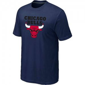 Tee-Shirt NBA Chicago Bulls Big & Tall Marine - Homme