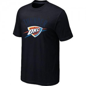 Tee-Shirt NBA Oklahoma City Thunder Noir Big & Tall - Homme