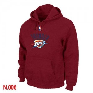 Sweat NBA Oklahoma City Thunder Rouge - Homme