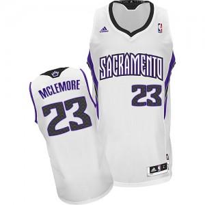 Maillot Swingman Sacramento Kings NBA Home Blanc - #23 Ben McLemore - Homme
