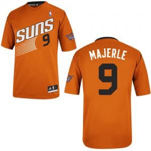 Maillot Authentic Phoenix Suns NBA Alternate Orange - #9 Dan Majerle - Homme