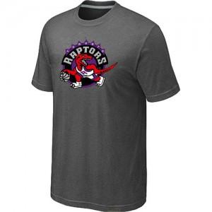 Tee-Shirt Gris foncé Big & Tall Toronto Raptors - Homme