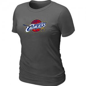 Tee-Shirt NBA Gris foncé Cleveland Cavaliers Big & Tall Femme