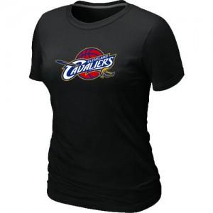 Tee-Shirt NBA Cleveland Cavaliers Big & Tall Noir - Femme