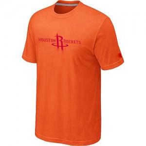 Tee-Shirt NBA Houston Rockets Orange Big & Tall - Homme