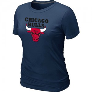 Tee-Shirt NBA Marine Chicago Bulls Big & Tall Femme