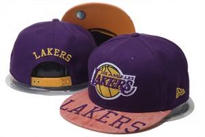 Los Angeles Lakers W8P3C6NP Casquettes d'équipe de NBA vente en ligne