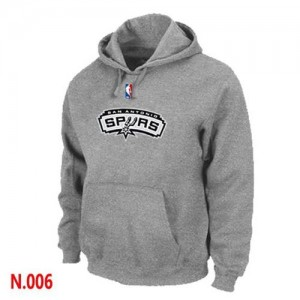 Sweat NBA San Antonio Spurs Gris - Homme