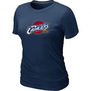 Tee-Shirt NBA Cleveland Cavaliers Big & Tall Marine - Femme