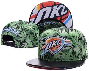 Oklahoma City Thunder KR5LPT38 Casquettes d'équipe de NBA en soldes