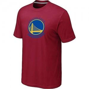 Golden State Warriors Big & Tall Tee-Shirt d'équipe de NBA - Rouge pour Homme