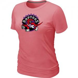 Tee-Shirt Rose Big & Tall Toronto Raptors - Femme