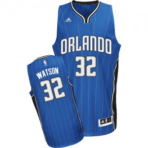 Maillot Swingman Orlando Magic NBA Road Bleu royal - #32 C.J. Watson - Homme