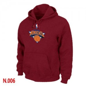 Sweat NBA New York Knicks Rouge - Homme