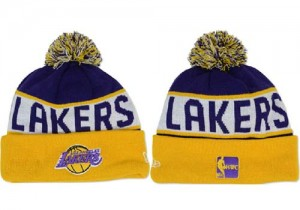 Bonnet Knit Los Angeles Lakers NBA U2VN2JV7