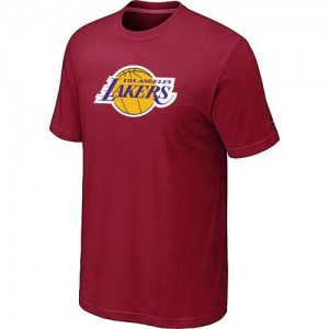 Tee-Shirt NBA Los Angeles Lakers Big & Tall Rouge - Homme