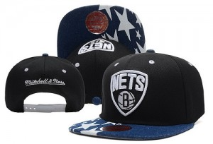 Brooklyn Nets 4Y7BGAUB Casquettes d'équipe de NBA