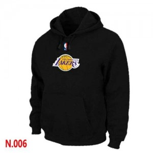 Sweat NBA Noir Los Angeles Lakers Homme