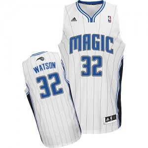 Maillot Swingman Orlando Magic NBA Home Blanc - #32 C.J. Watson - Homme