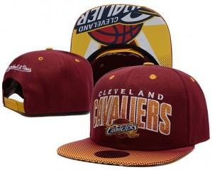 Cleveland Cavaliers RV2URRSX Casquettes d'équipe de NBA pour pas cher