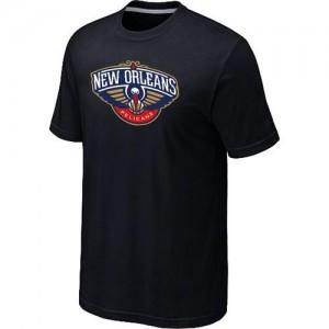 New Orleans Pelicans Big & Tall Tee-Shirt d'équipe de NBA - Noir pour Homme
