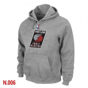 Sweat NBA Portland Trail Blazers Gris - Homme