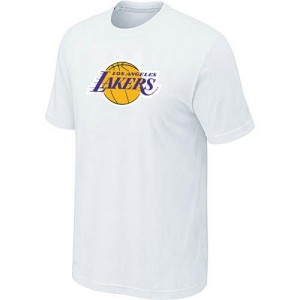 Tee-Shirt NBA Los Angeles Lakers Blanc Big & Tall - Homme