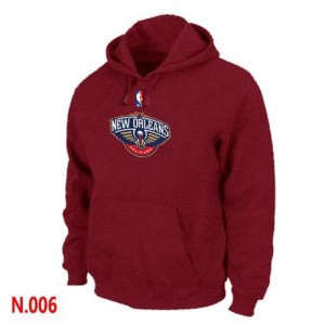 Sweat NBA New Orleans Pelicans Rouge - Homme