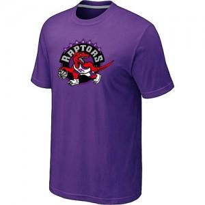 Tee-Shirt NBA Toronto Raptors Big & Tall Violet - Homme