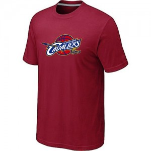 Tee-Shirt Rouge Big & Tall Cleveland Cavaliers - Homme